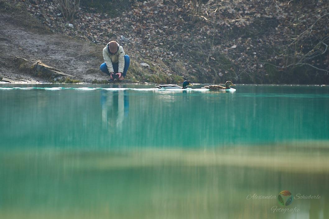 Sven am Blauen See