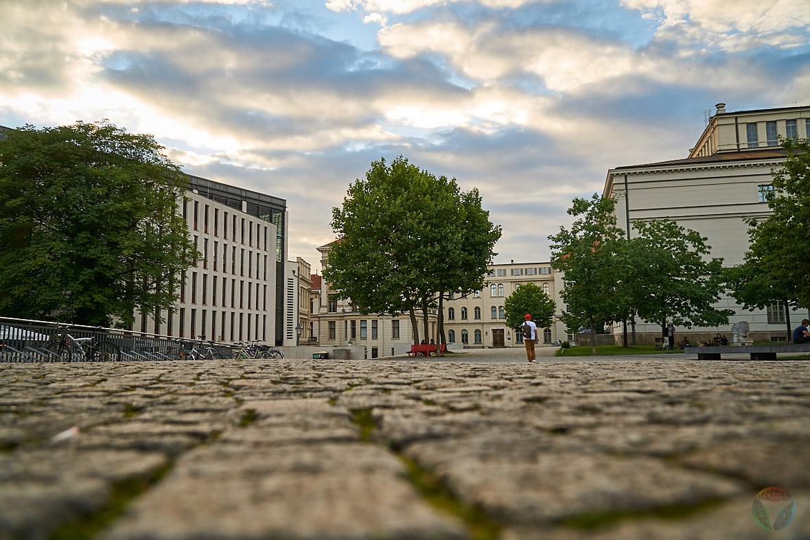 Martin Luther Universität - Fotowalk