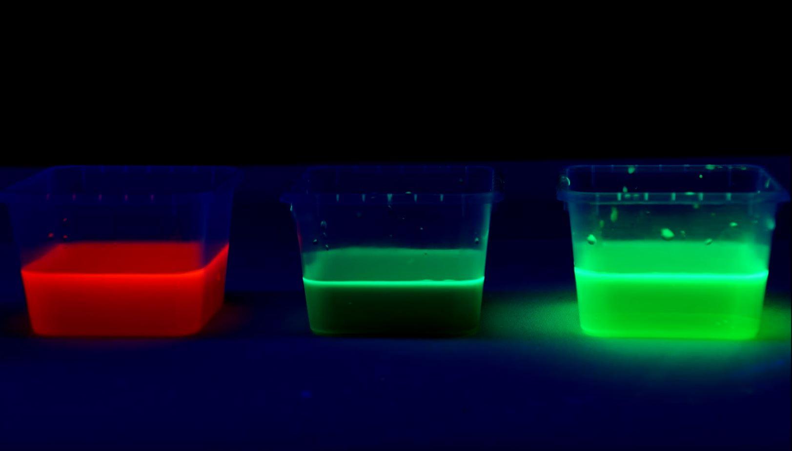 UV-Experimente