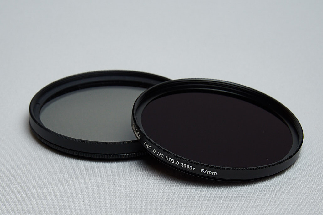 ND Filter & Polfilter