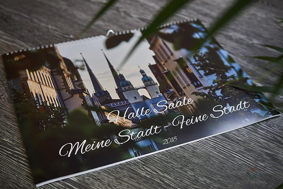 Kalender Coverbild gedruckt